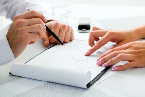Vertrag unterzeichnen für die GmbH